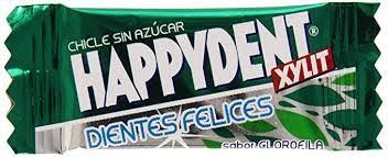 CHICLES SIN AZUCAR de TRIDENT CHICLES