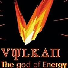 VULKAN ENERGY DRINK