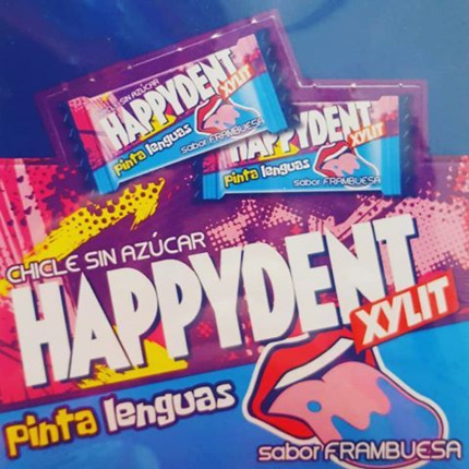 CHICLES HAPPYDENT