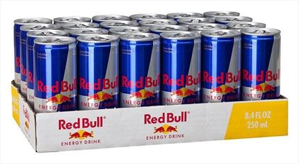 RED BULL 24UD 250ML ENERGÉTICA